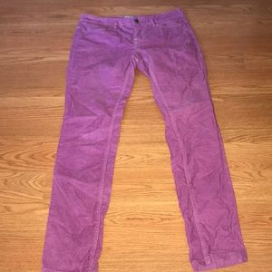 Free People Corduroy pants